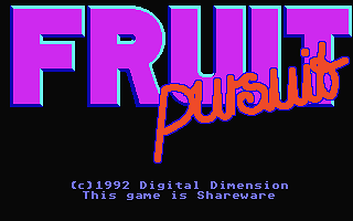Fruit Pursuit
